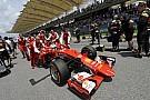 Ha a Ferrari Kínában is nyer, vagy a Mercedes nagyon közel lesz, bevetik az első nagy csomagot a németek