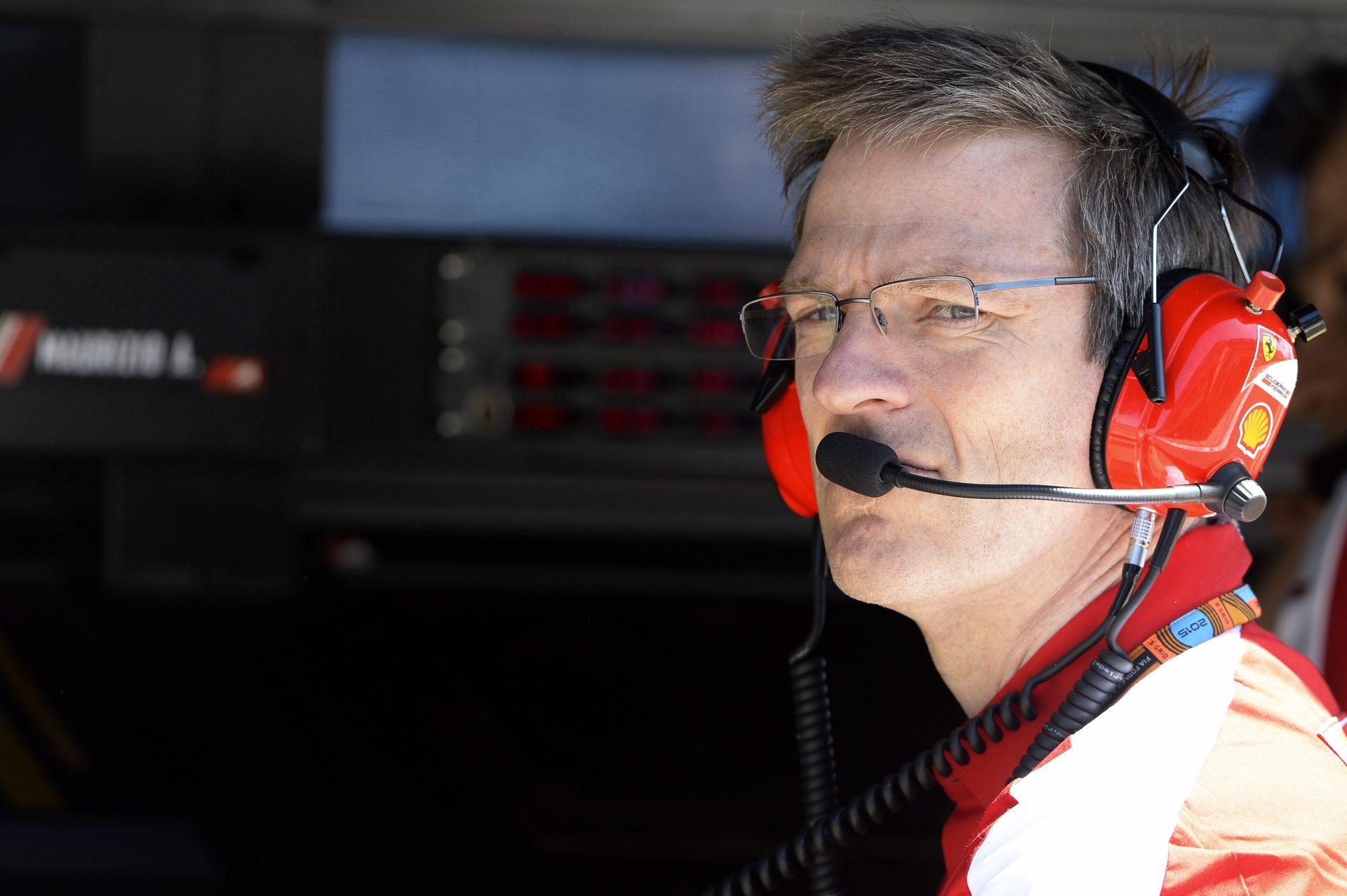 James Allison: A Ferrari győzelem sok mindent könnyebbé tett