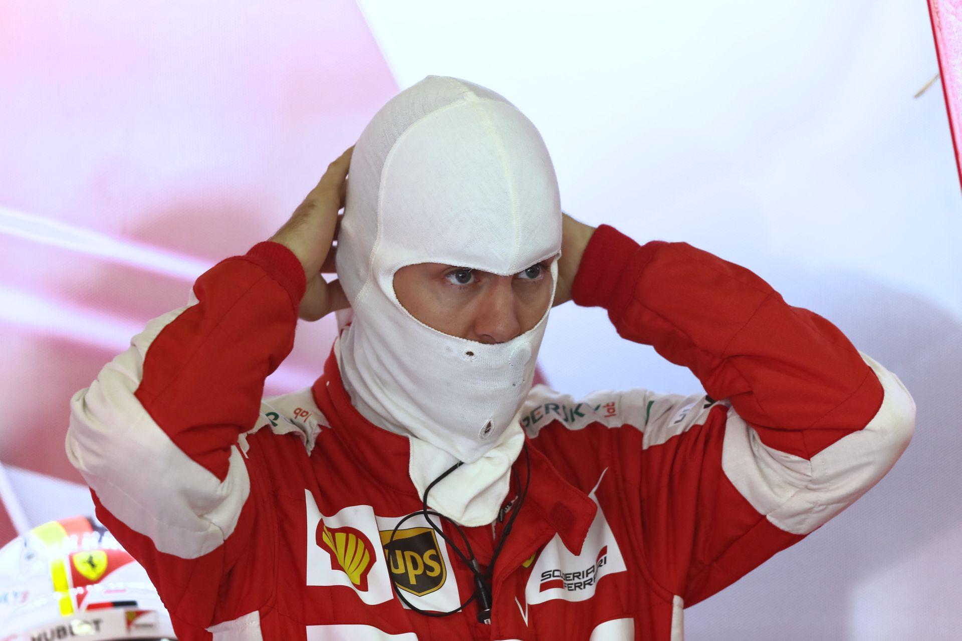 Vettel: Nagyon jó lenne Schumacherrel beszélgetni a ferraris dolgokról