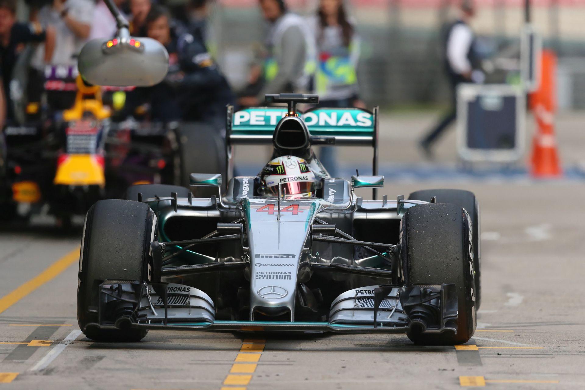 Mercedes: Malajziában már minden hibát elkövettünk, így ezek már nem jönnek elő többet