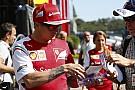 A Ferrari kiáll Raikkönen mellett, 10-0 ide, vagy oda