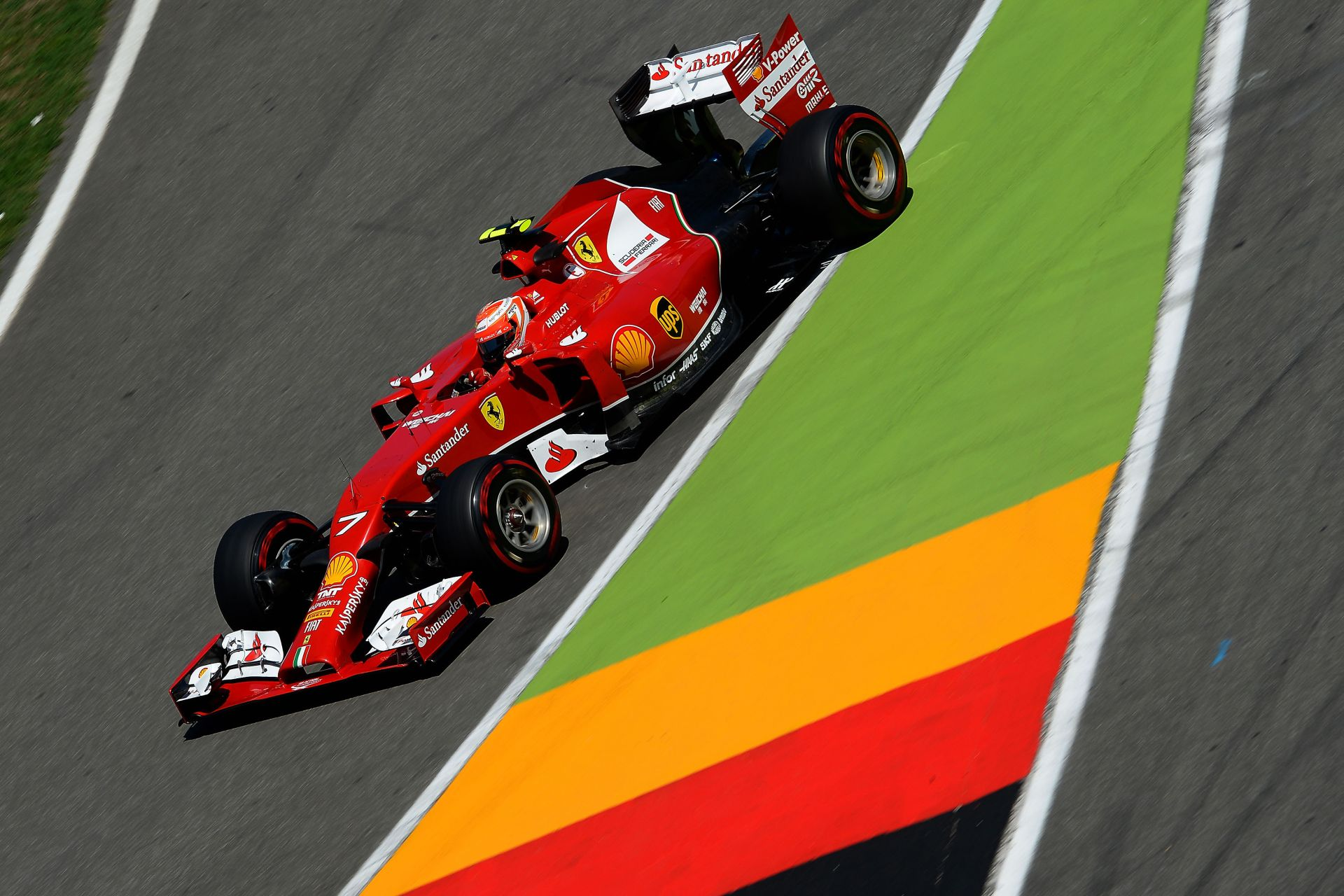 A Ferrari biztosan nem fogja elküldeni Raikkönent a gyenge eredményei ellenére sem