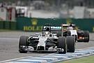 Mercedes: Továbbra sem tudjuk, hogy mi okozta Hamilton balesetét Németországban