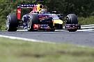 Vettel az év mentését mutatta be a Hungaroringen: Elképesztő!
