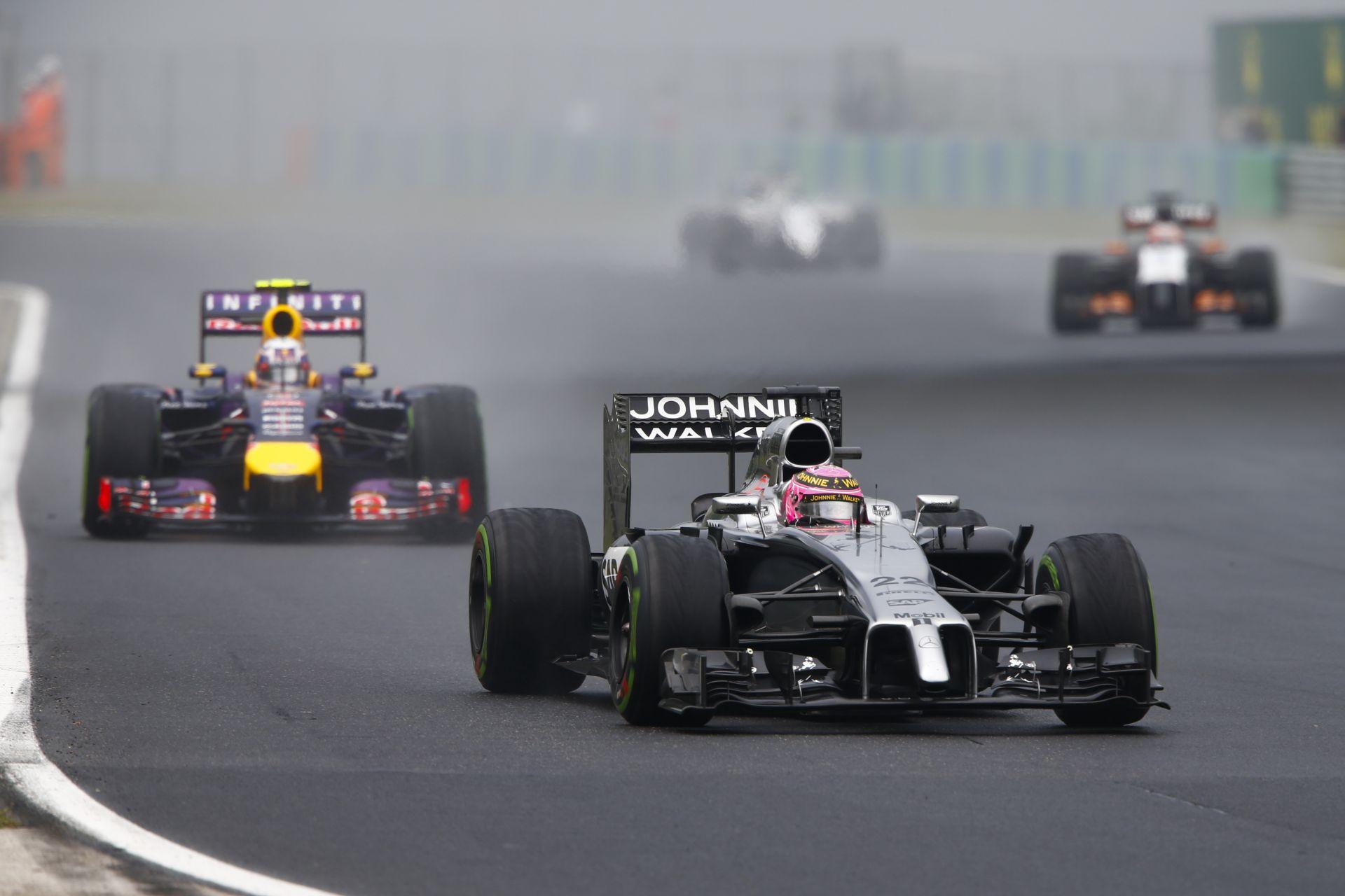 A McLaren változtat a Magyar Nagydíjon elkövetett baklövése után