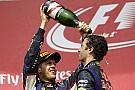 Vettel és Ricciardo 2018-ig hosszabbít a Red Bullal?