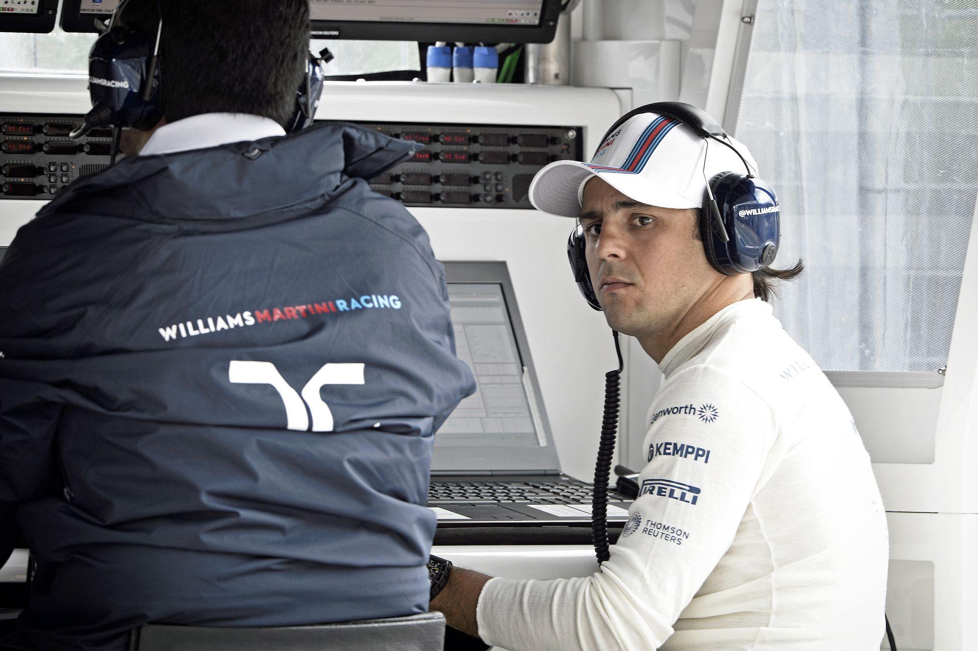"""""""Nem szabad csak Pérezt hibáztatni, Massa túl ravasz akart lenni"""""""
