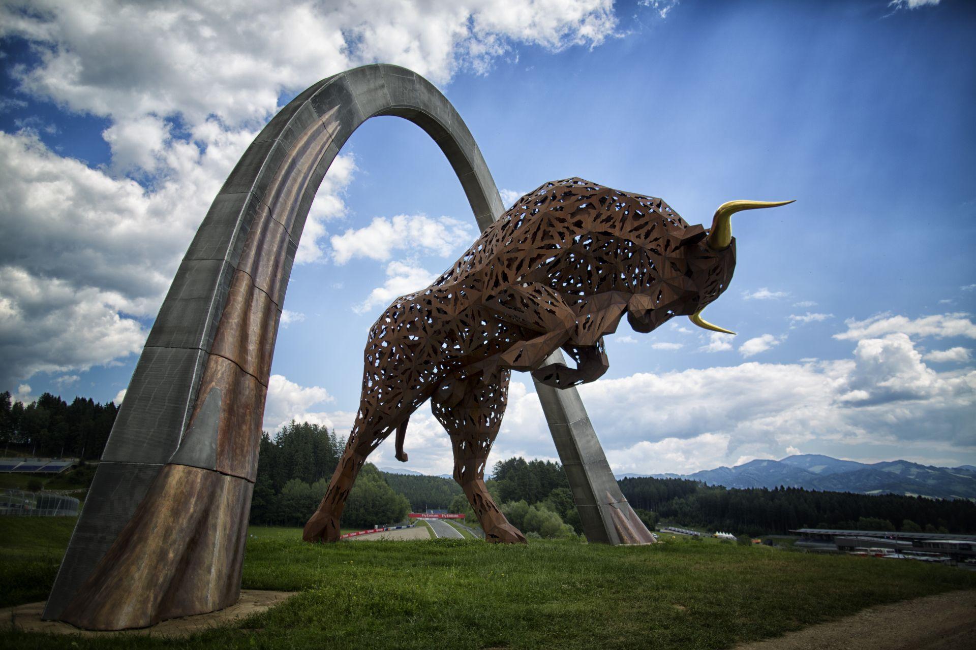 Így készült fel a Red Bull Ring a Forma-1 mezőnyének fogadására: Videó