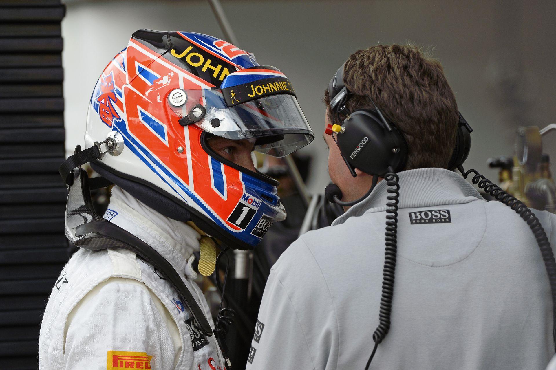 McLaren: Button és Magnussen reménykedik a Red Bull Ringen