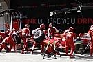 Videón a Bahreini Nagydíj leggyorsabb bokszkiállása: Raikkönen és a Ferrari