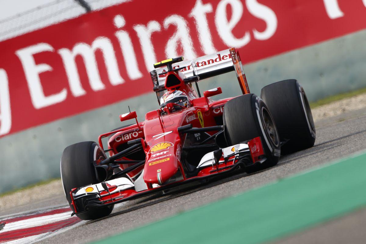 A Ferrari csapatfőnökének is köszönhető, hogy az idei gép jobban fekszik Raikkonennek