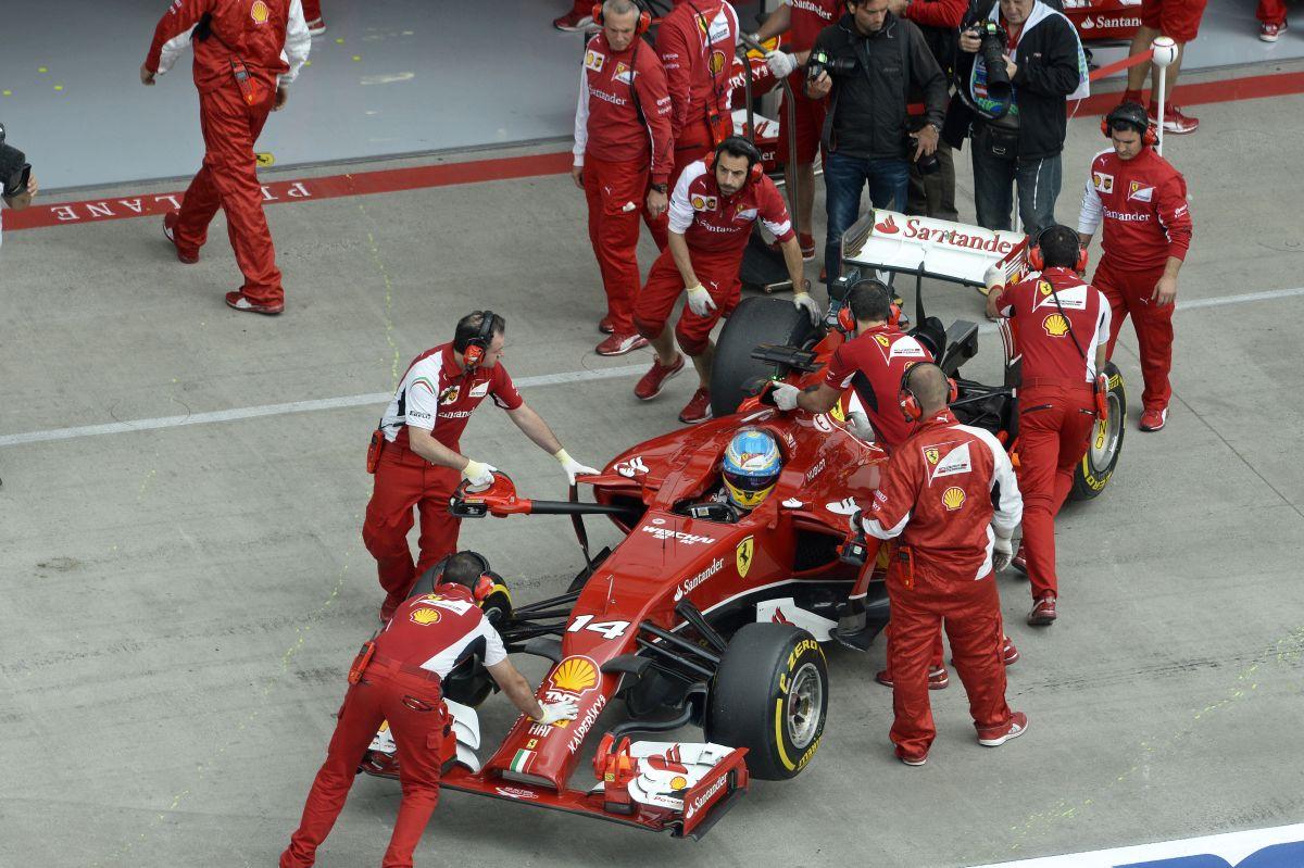 3 ponton is gyengélkedik a Ferrari erőforrása: megváltás csak 2015-ben érkezhet