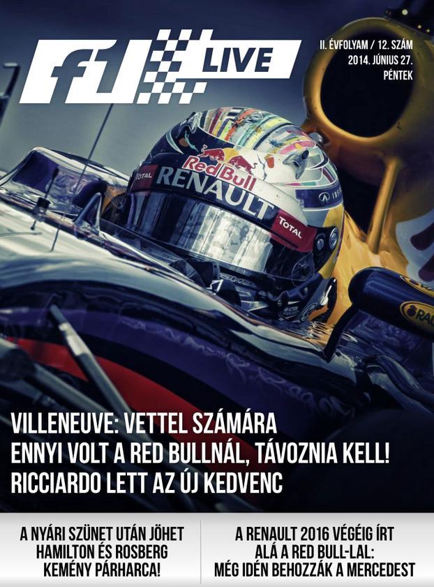 Táblamagazin: Vettel lett az új Webber a Red Bullnál? Tipli van a németnek?