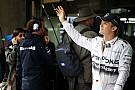 Rosberg szerint szárazon jobb, mint Hamilton