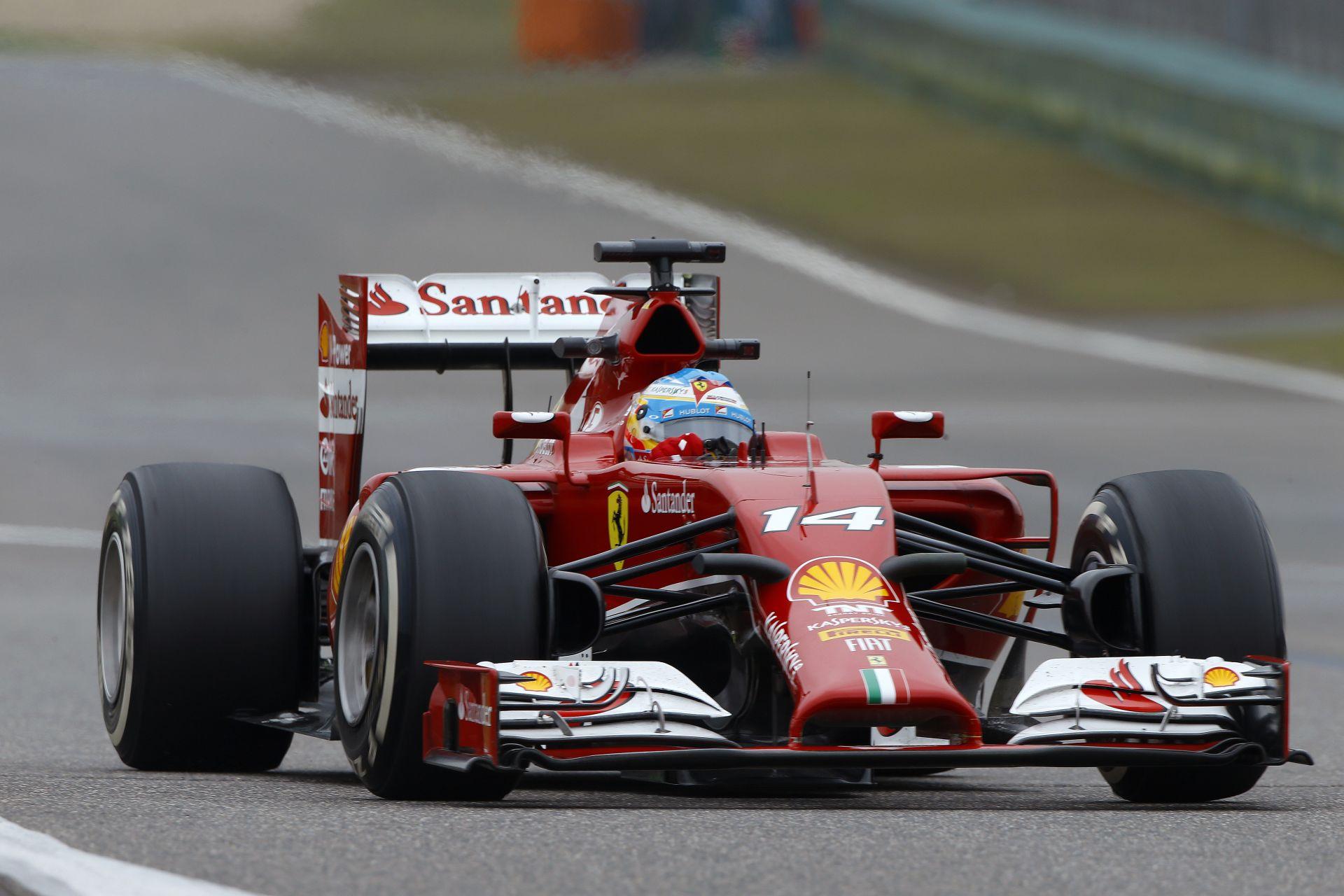 A Ferrari nem vár hatalmas előrelépést Spanyolországban