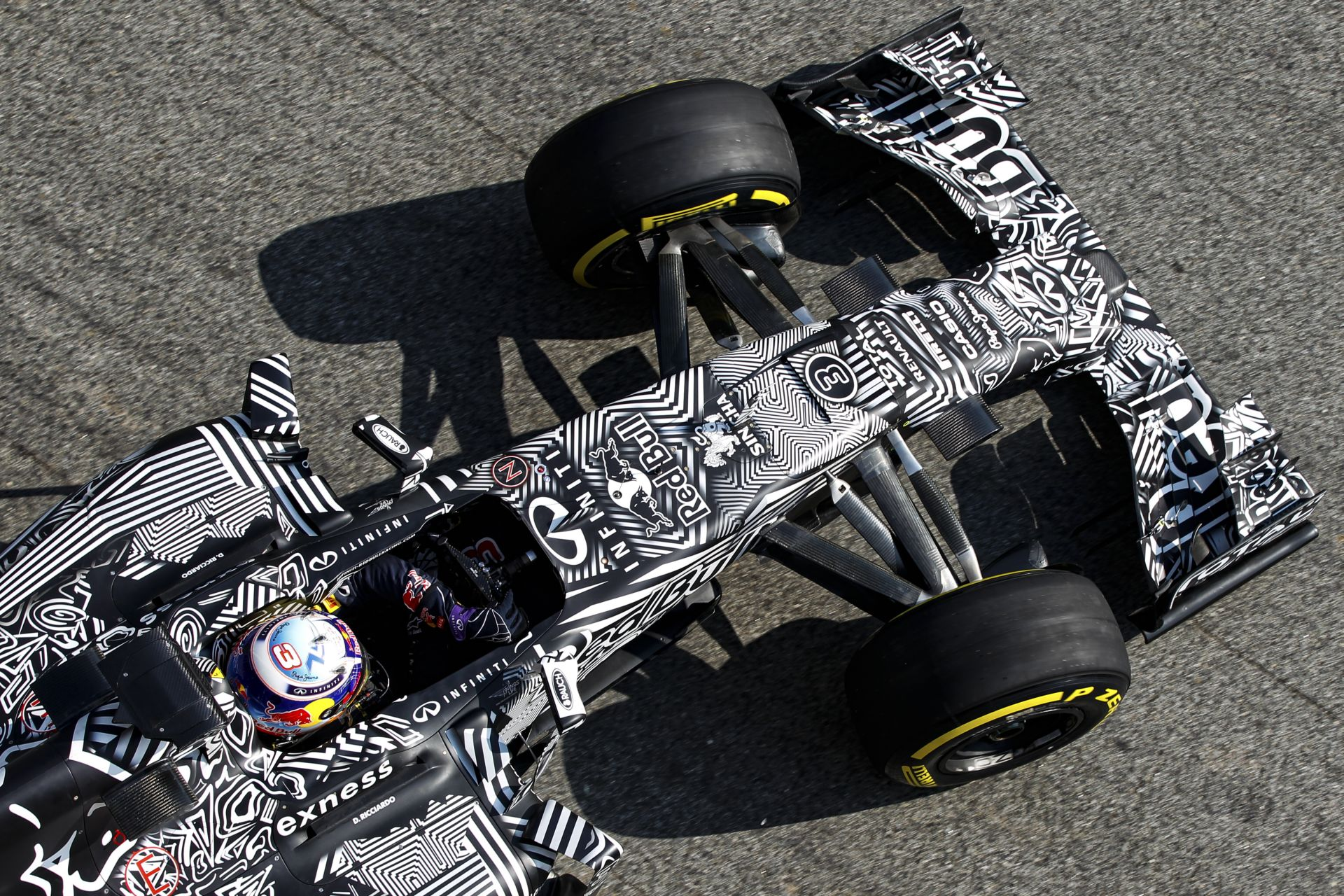 Ricciardo szeretne hinni abban, hogy legyőzheti a Mercedest