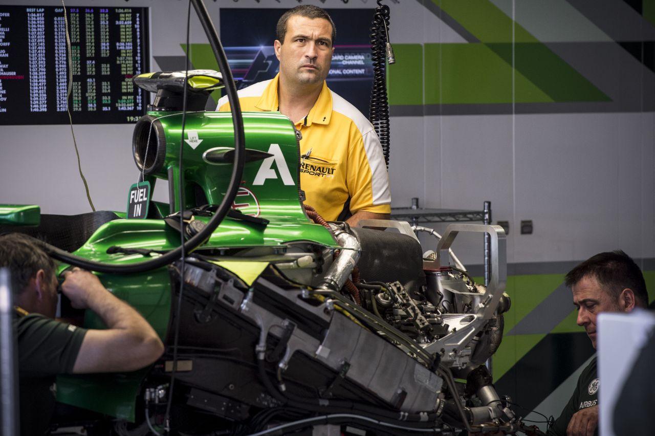 Renault: hangosabb a GP2, mint az F1?! Akkor elöregedett!