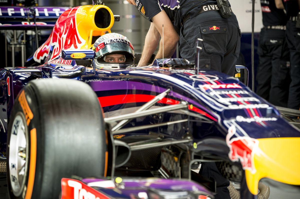 A Red Bullnak módosítania kell az orrkúpon: a FOM nem elégedett a kamerákkal