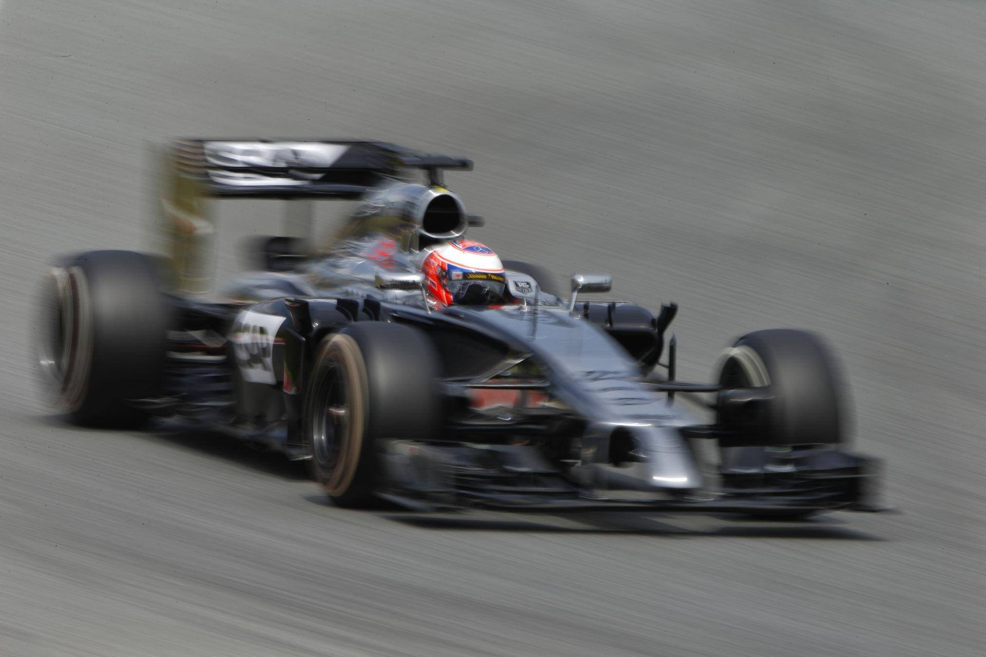 Nem lesz idén főtámogatója a McLarennek?