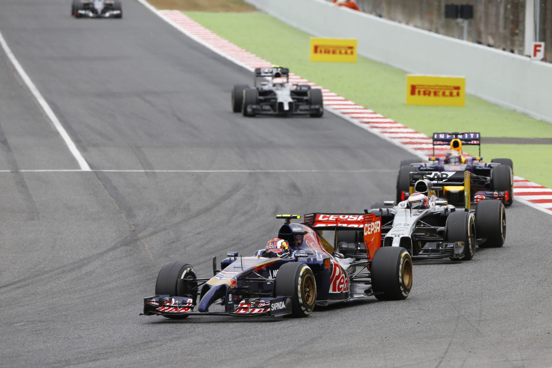 Az amerikai F1-es csapat már a versenyzőit keresi