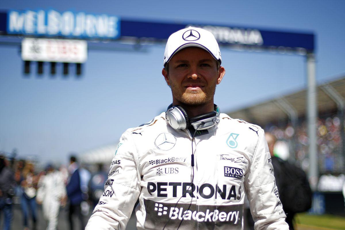 Rosberg erőssége az autó beállítása: gyakran tétovázik, de visszatér az eredeti irányba