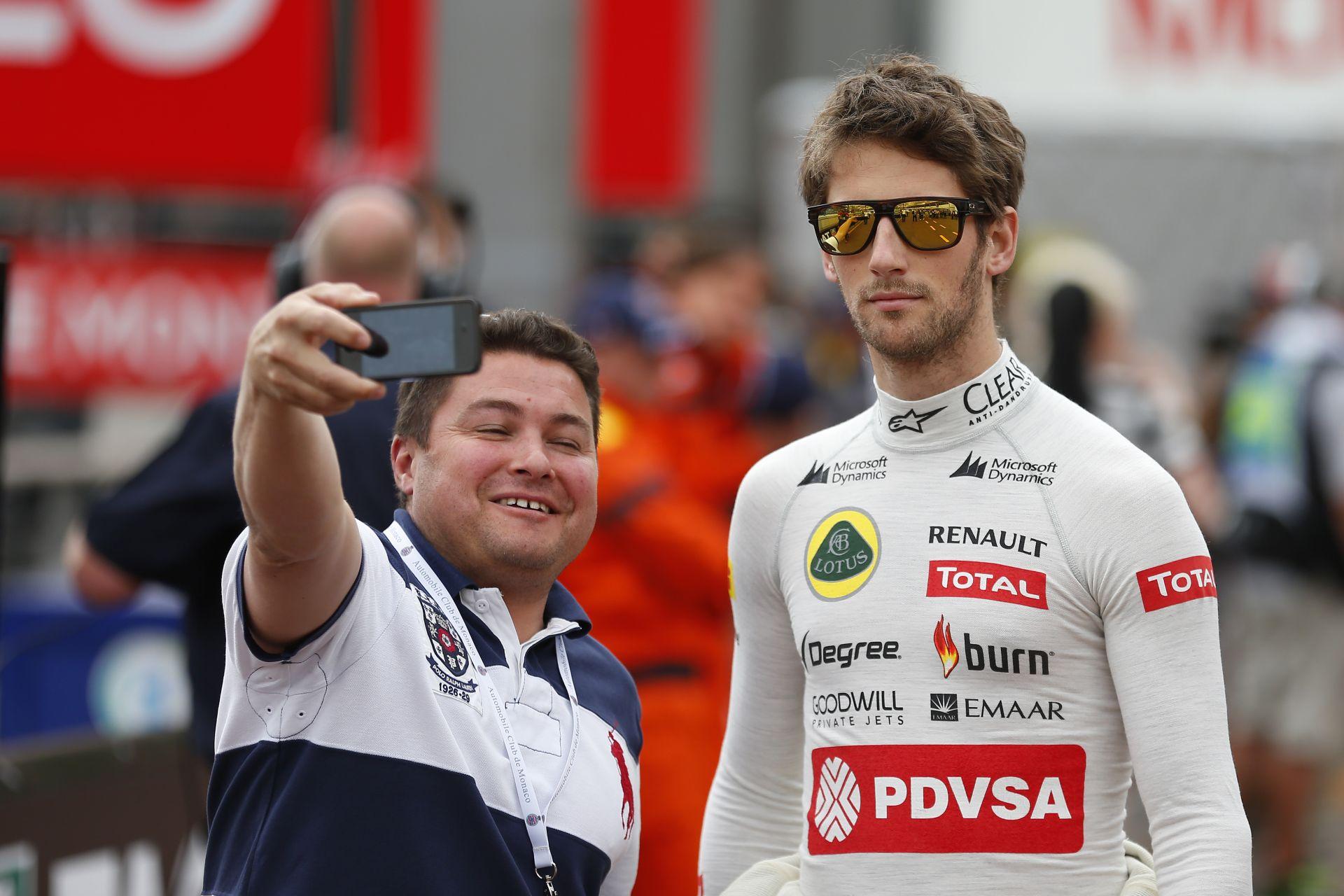 Grosjean nem zárja ki, hogy távozzon a Lotustól