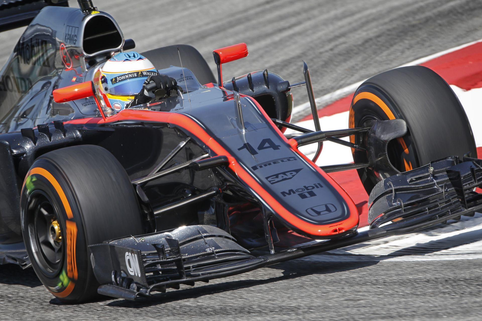 Fernando Alonso: Még csak 80-85 százalékos vagyok