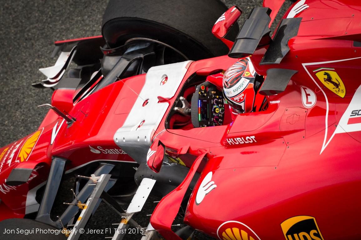 Kormányorgia Jerezben: a Williams is kapott LCD-t, de máshogy