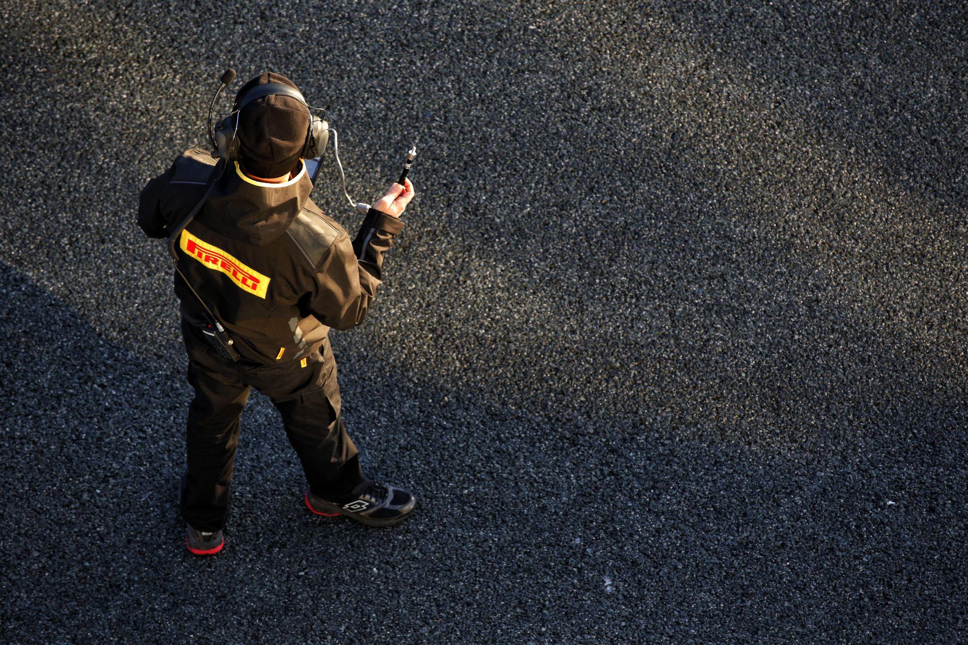 Pirelli az F1-es teszt után: Nincs probléma, nincs kritika, minden rendben!