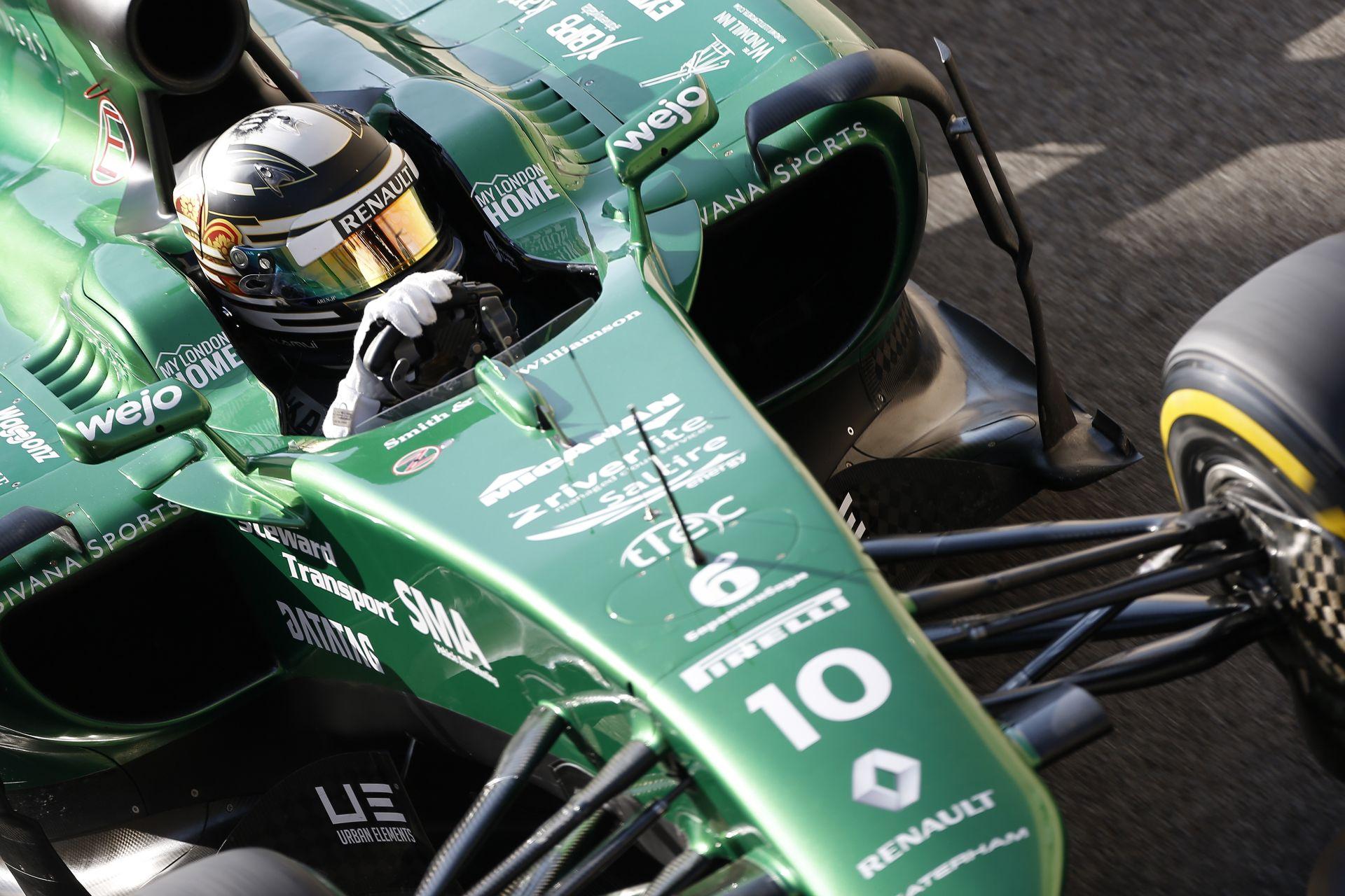 Annyi az F1-es csapatnak: Nincs esély