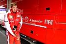 Vettel nem kért különleges bánásmódot Raikkönen mellett a Ferrarinál