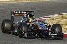 Mindenkit meglepett a mai nap a Force Indiánál: Wehrlein és Pérez is boldogan kezdett