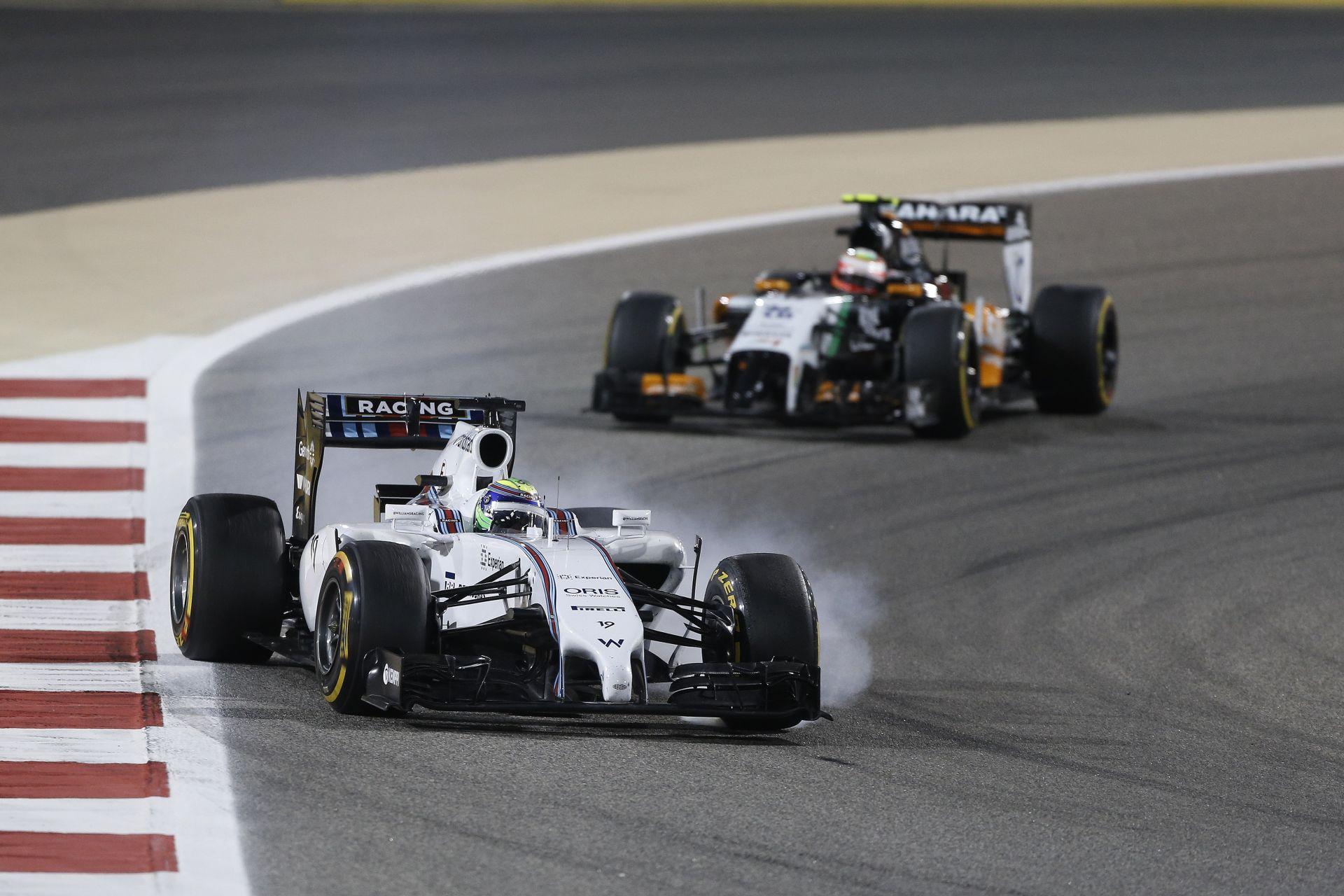Williams: Massa és Bottas is előrelépést vár az FW36-tól