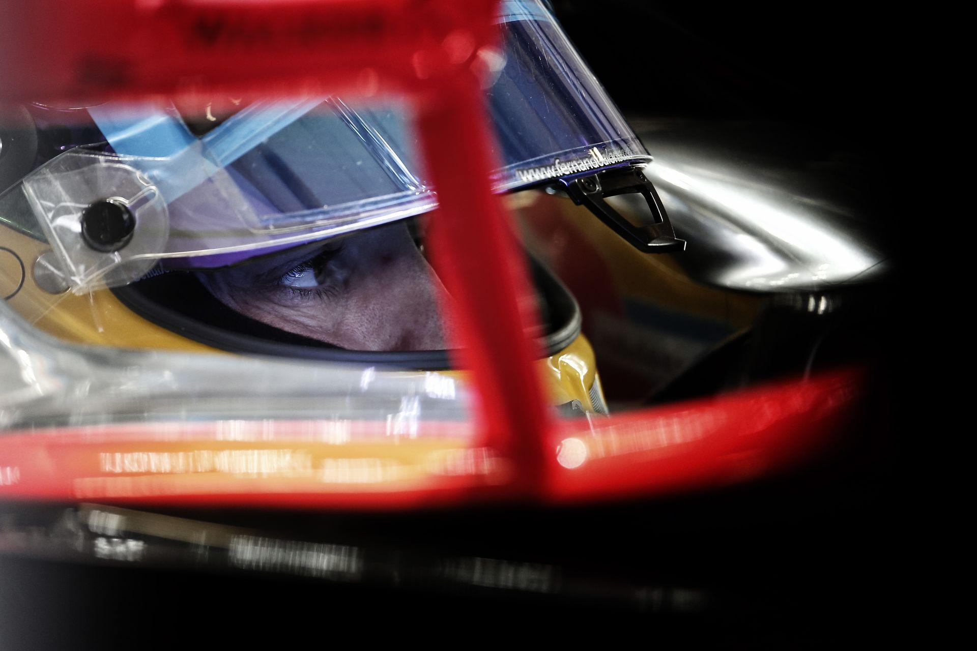 Hivatalos: Alonso nem tesztel a héten a McLarennel