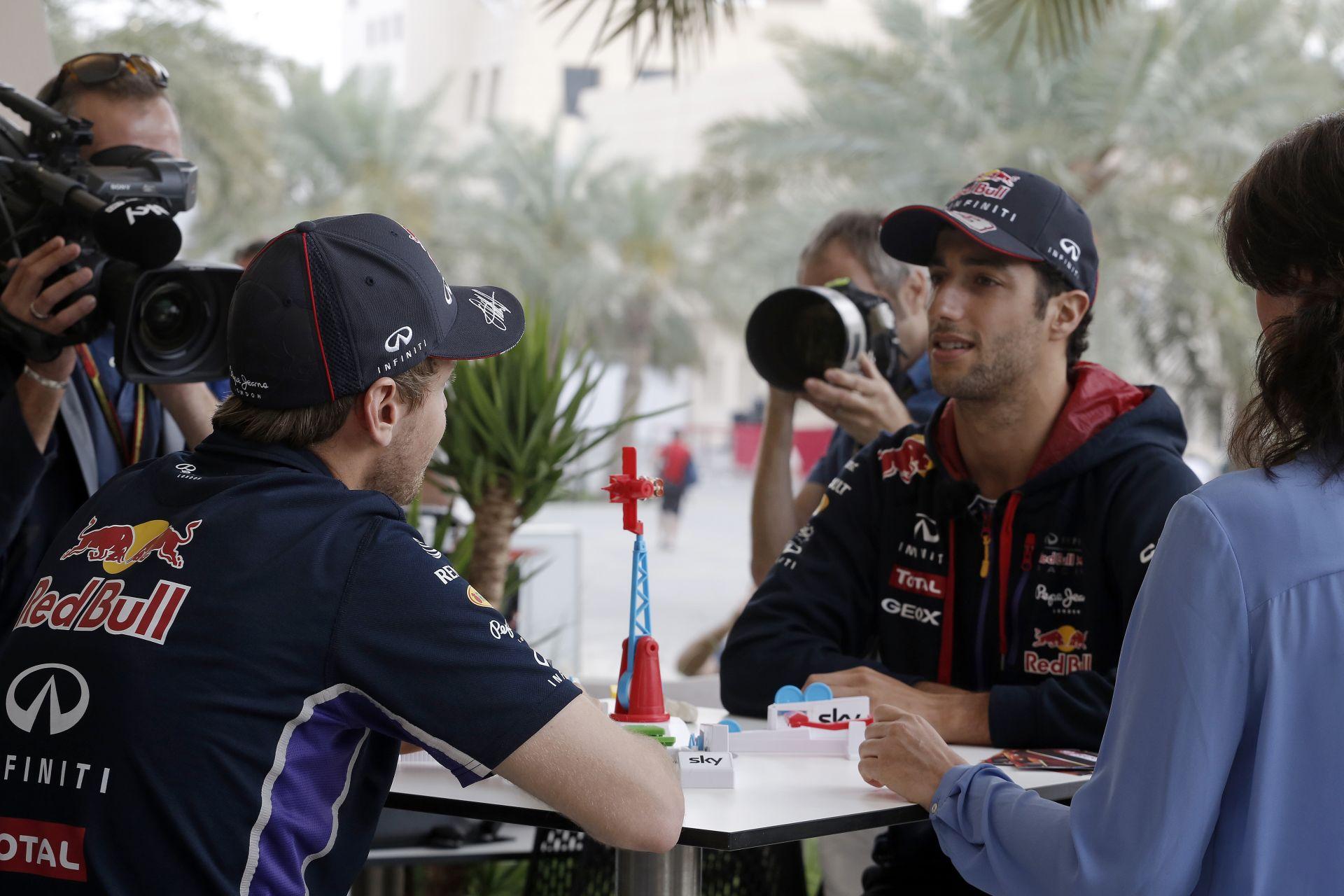 Ricciardo egy igazi sztár, addig Vettelnek új motivációt kell keresnie
