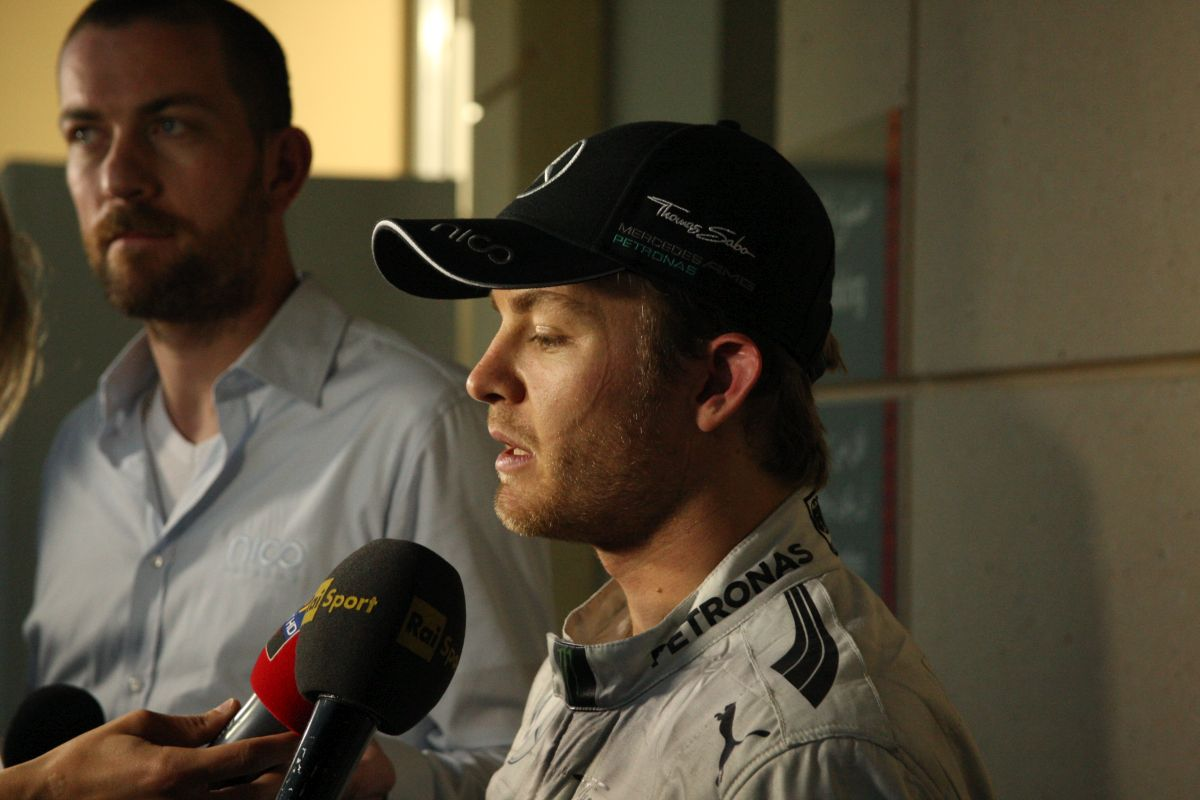Rosberg: én készen állok, de az autó még nem teljesen
