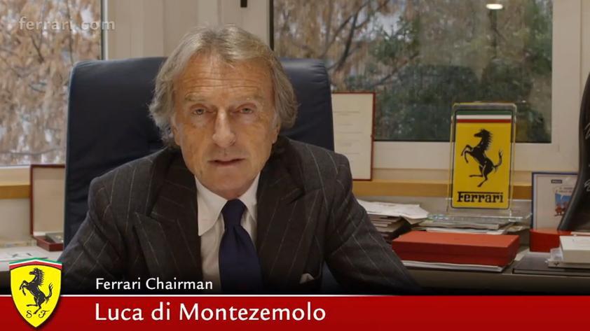 Montezemolo: Hajrá Schumi, előre Ferrari!