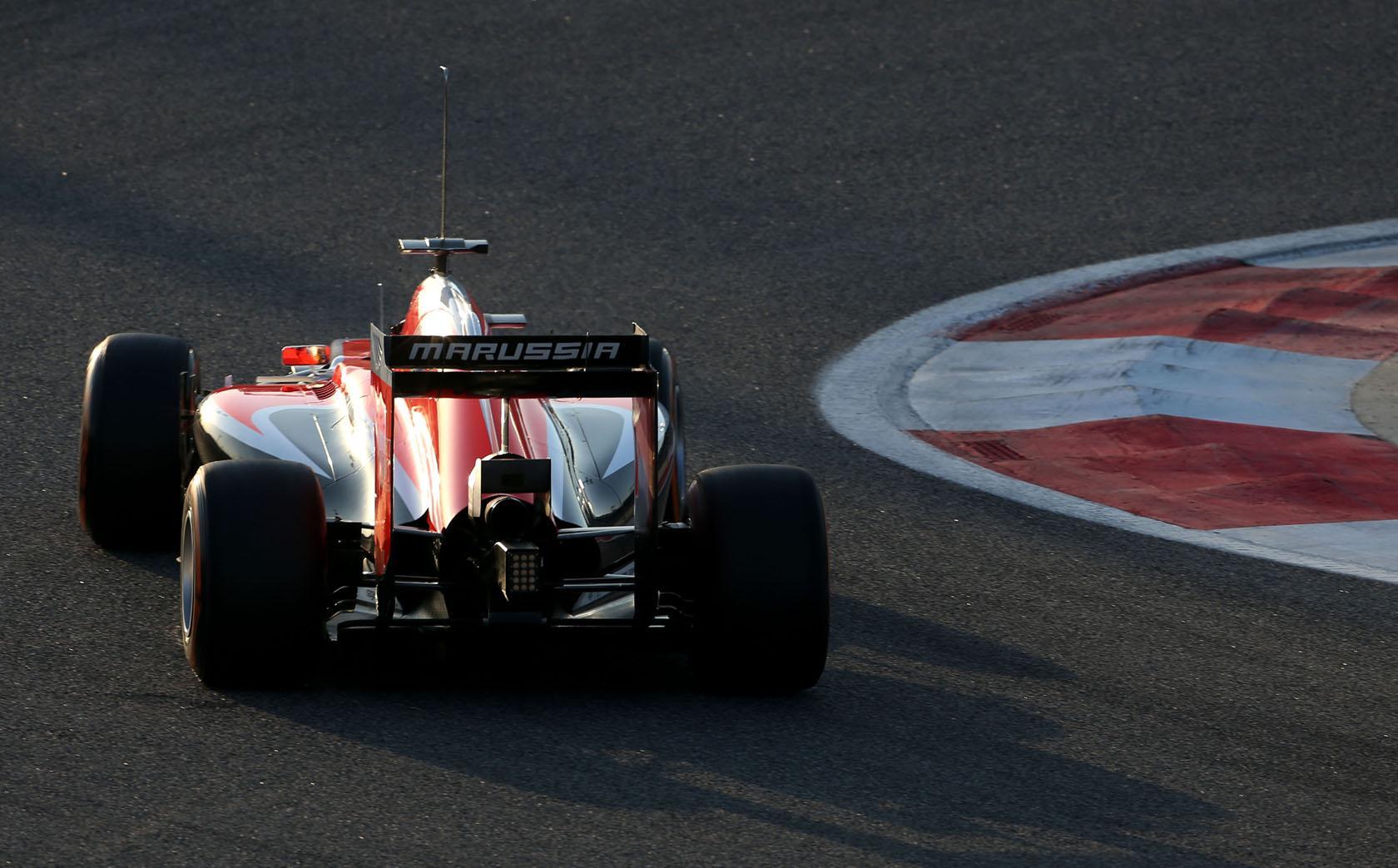 A Ferrari elégedett arcokat látott a Marussiánál: jó ómen Ausztrália előtt