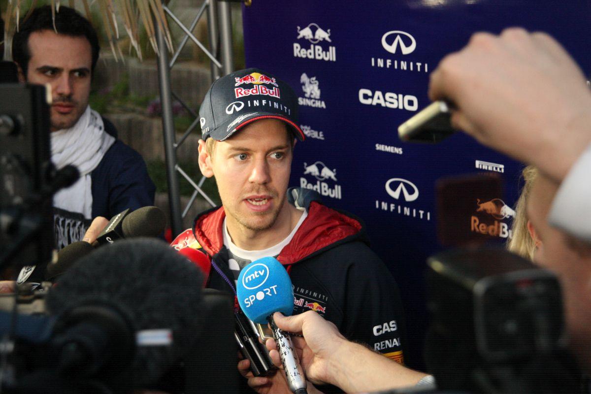 Vettel: Nem a Red Bull a favorit Ausztrália előtt