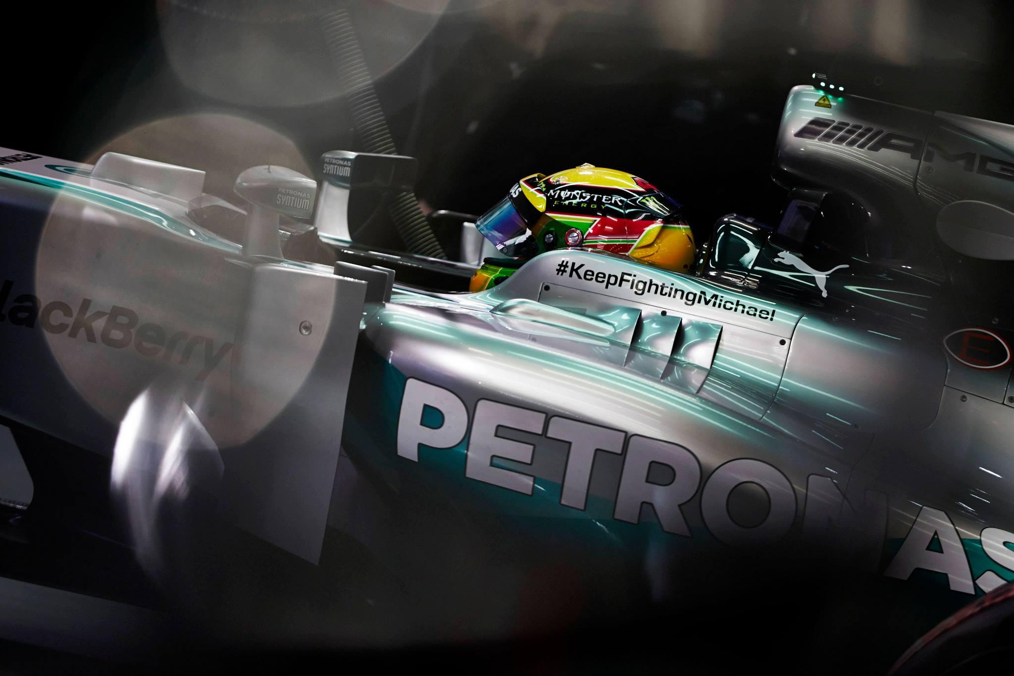 Coulthard szerint Hamilton a bajnokság fő esélyese