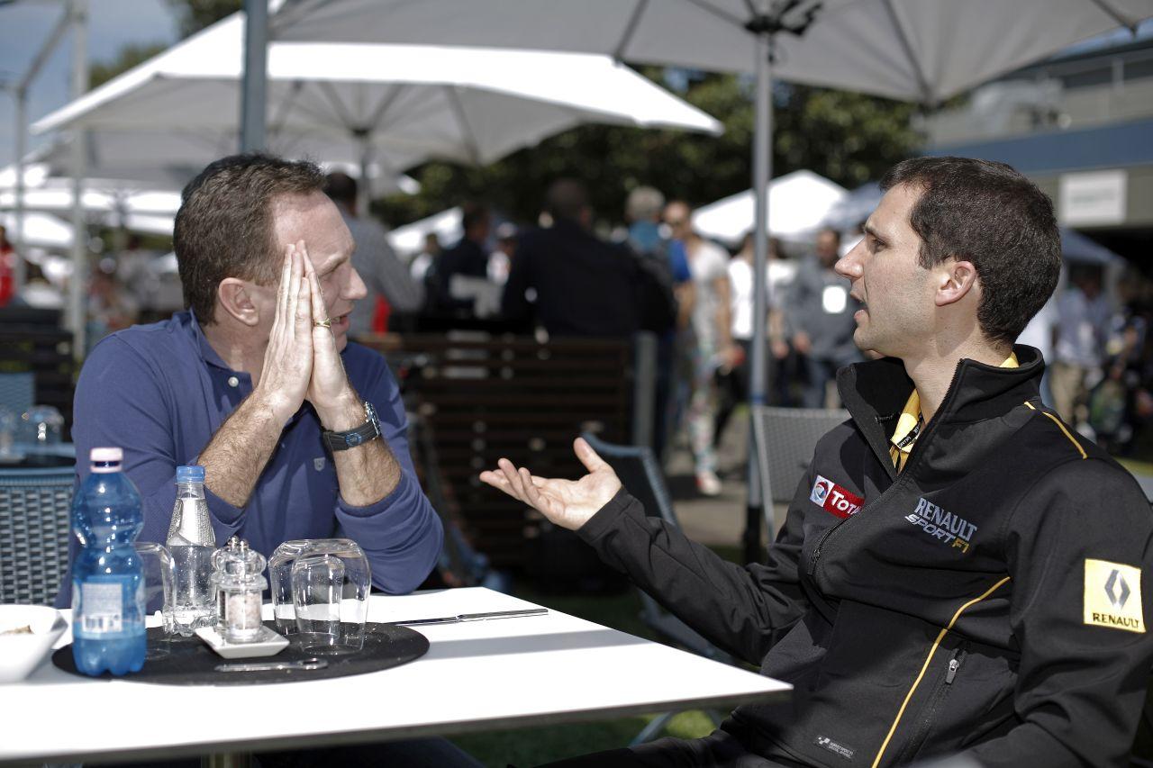 Jól indul a Renault hétvégéje: a Red Bullban még több teljesítmény van