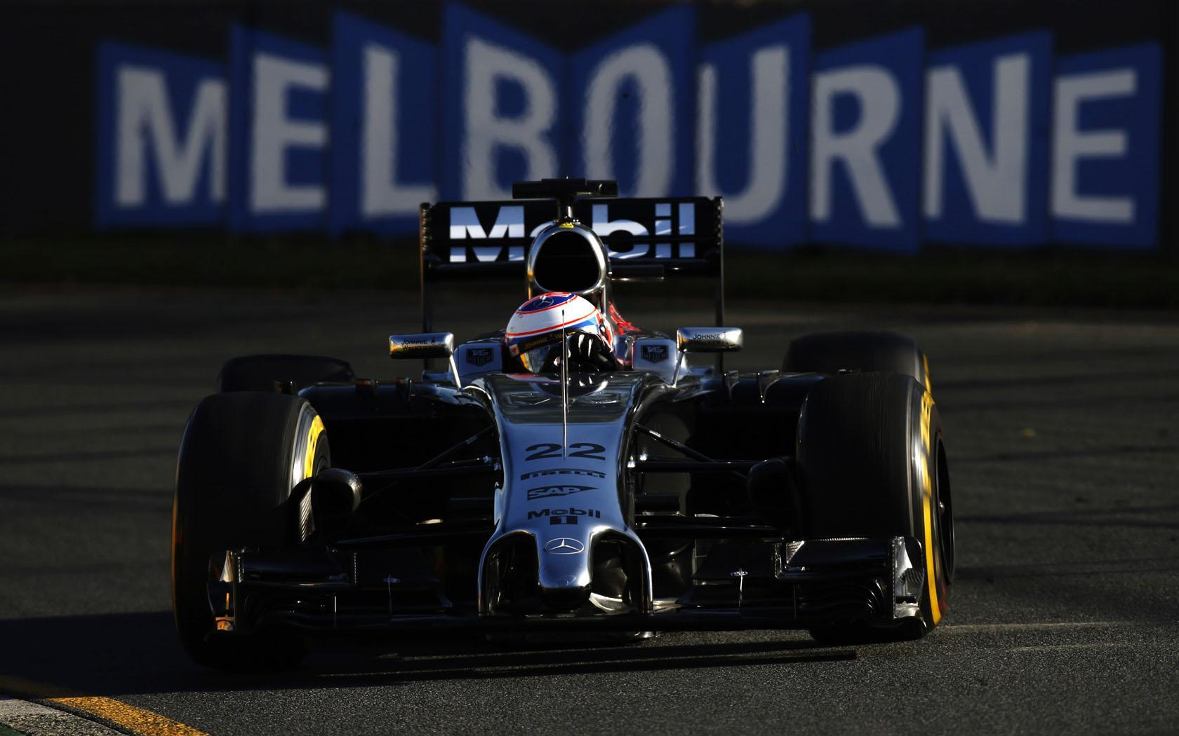 F1 2014: Button Vs. Ricciardo – onboard felvétel az Ausztrál Nagydíjról