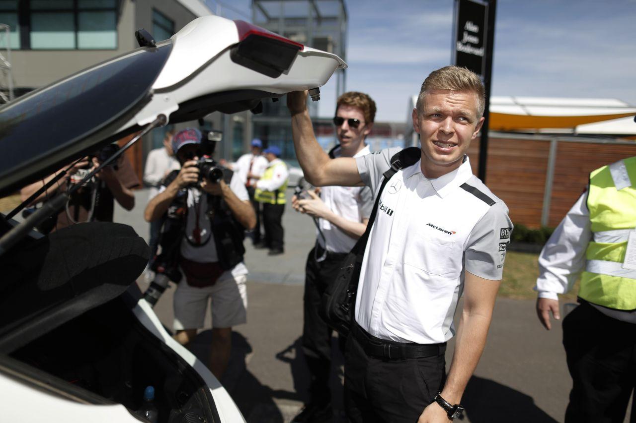 Magnussen: egy győzelem lenyűgöző lett volna ma
