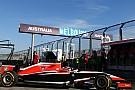 A Marussia csak tesztelt ma, de becsúszott egy 14. hely is