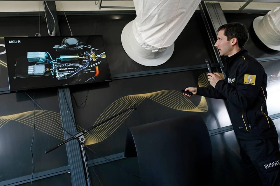 Renault: inkább 1 másodpercre, semmint 1 tizedre vagyunk a Mercedestől