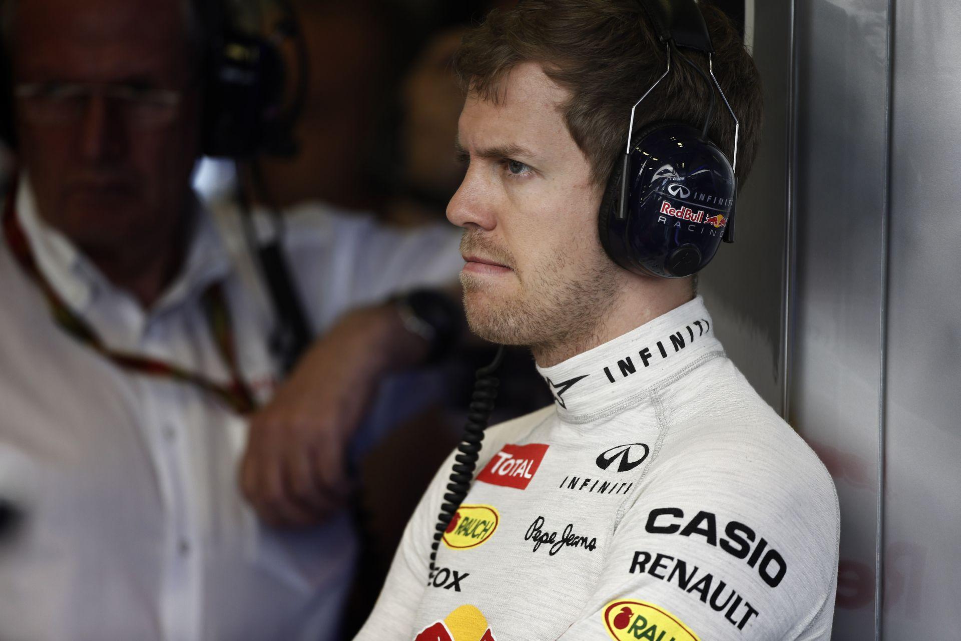 Sebastian Vettel: Milyenek az új motorhangok? Sza*ok!
