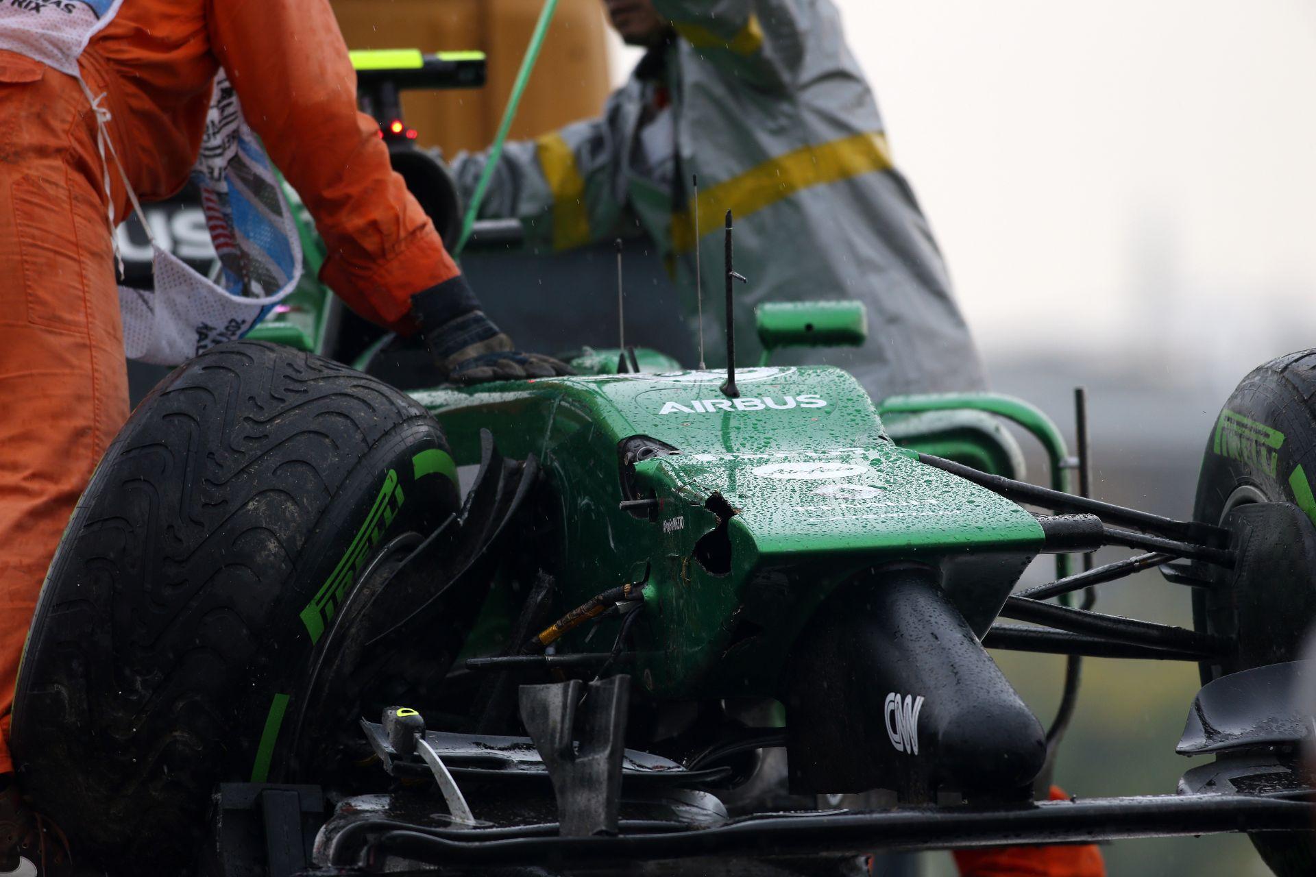 Maláj Nagydíj 2014: Hamilton behozta, Vettel majdnem megcsinálta, a Williams elsüllyedt