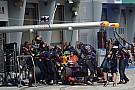 A Red Bull szerint durva büntetést kaptak Malajziában