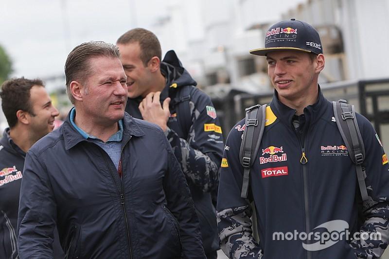 Max Verstappen no tiene miedo a pilotos de más experiencia