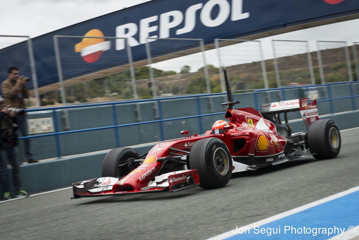 Ecclestone: A dupla pontok a Ferrari miatt vannak, mert nem tudnak teljesíteni